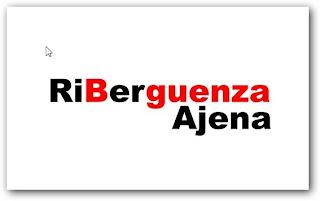 Afiches por el descenso de River Plate