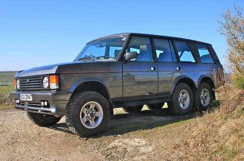 McDonald 4x4 Carmichael Range Rover 6X4