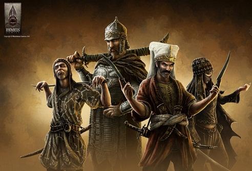 Tentara Elit Turki Utsmani
