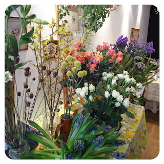 Blooming lovely at Fabulous Flora
