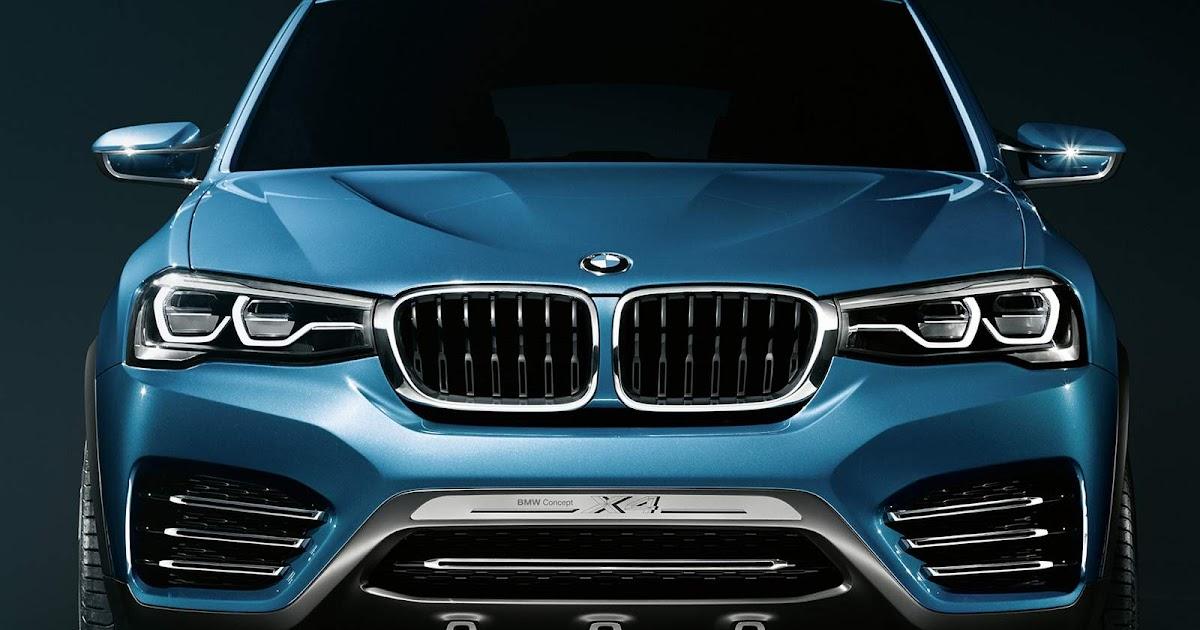 Novo BMW X4 tem fotos divulgadas antecipadamente