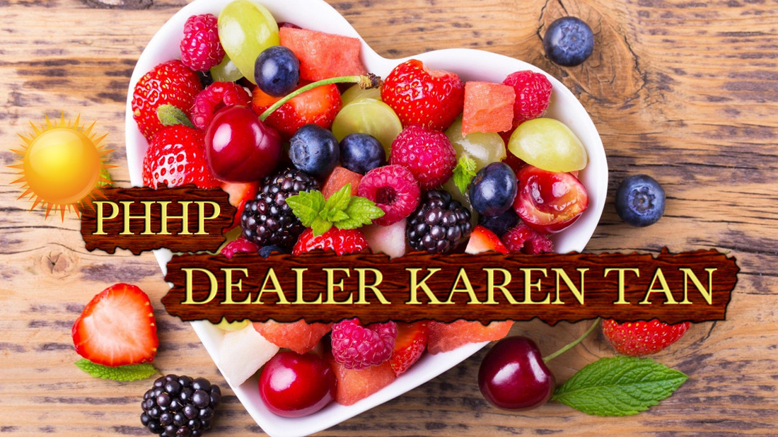 PHHP DEALER KAREN TAN DREAM RECIPE