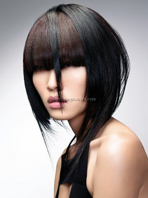 paul mitchell hair Bold Hair Highlights Ideas