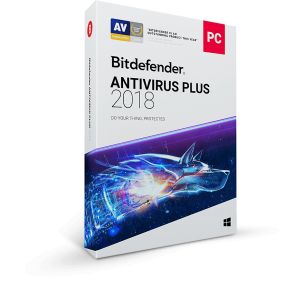 Bitdefender Anti-virus Plus 2018