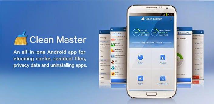 Aplikasi Wajib Android Untuk Mempercepat Kinerja Handphone