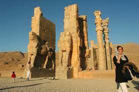 Las Ruinas de Persépolis, Irán
