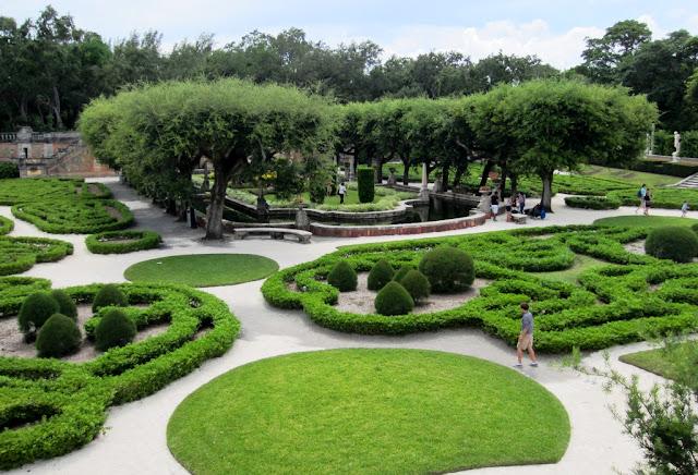 Vizcaya Museum Gardens - Coconut Grove