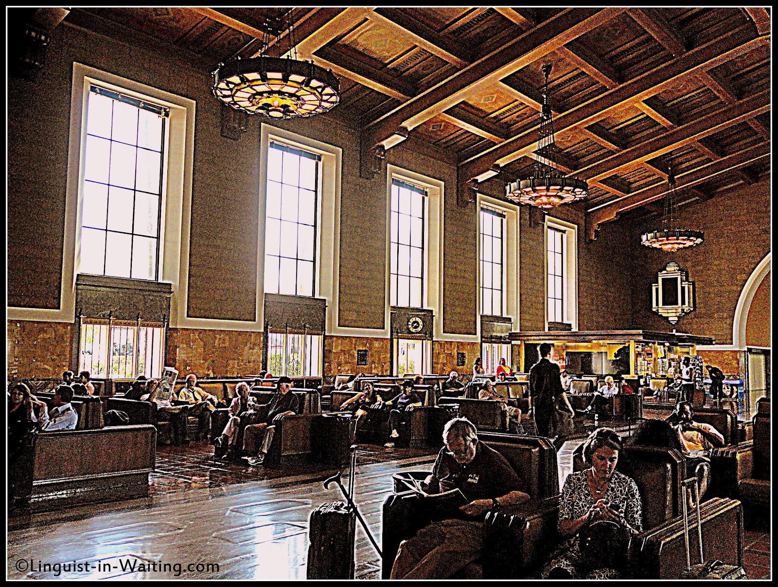 National Car Rental Los Angeles Union Station