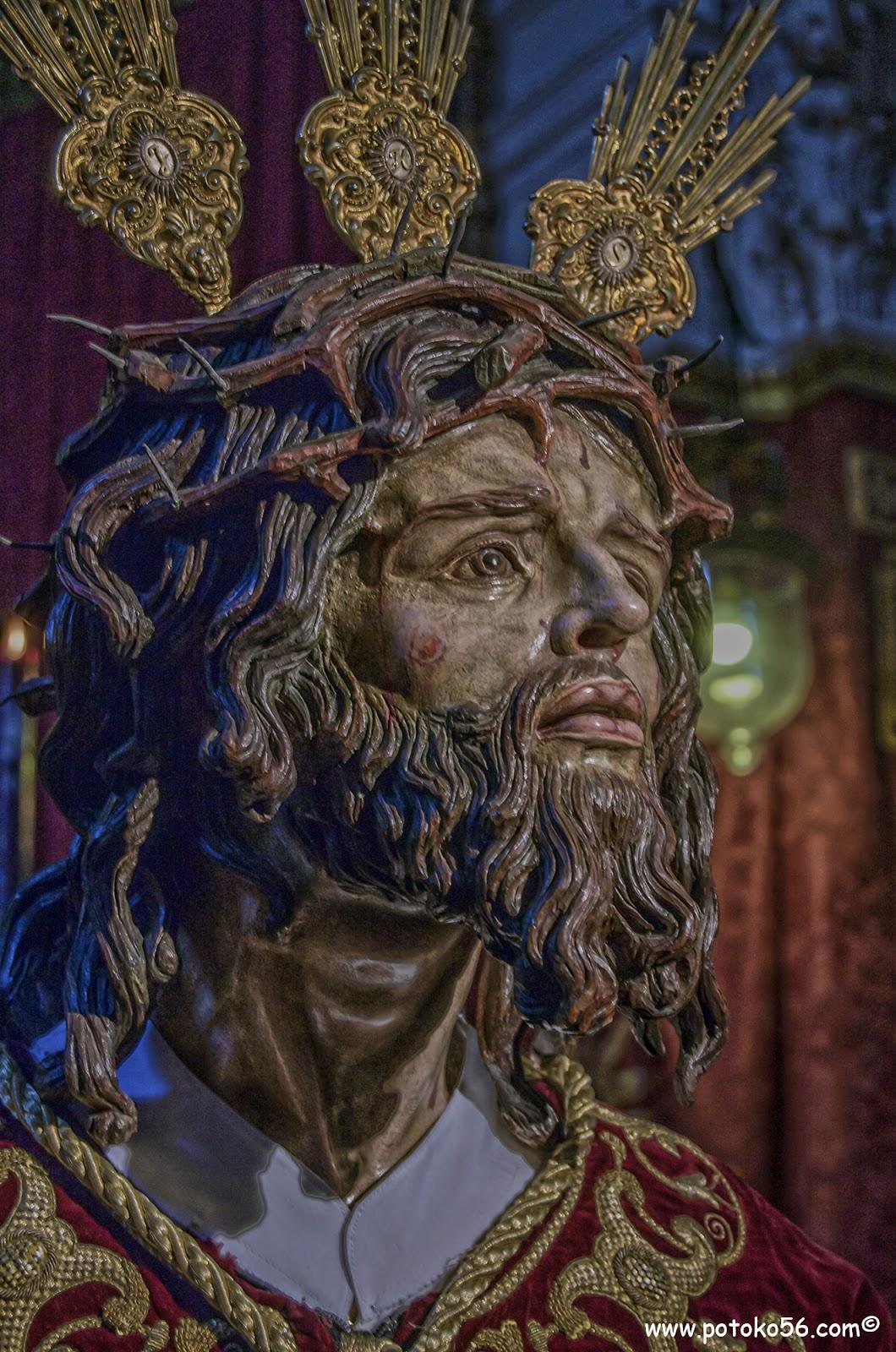 Iglesia de La Caridad Ntro. Padre Jesús en sus Tres Caídas Rota