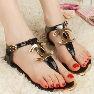 sandal6jpg14 Giày sandal nữ   kiểu giày trẻ trung cho mùa hè