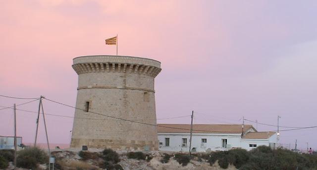 Torre Vigía El Campello Cristina Marco