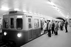 Metropolitano de Lisboa em 1969