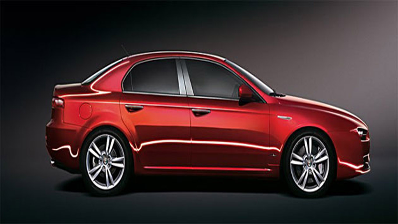Alfa Romeo 147 Review from the Alfa Workshop