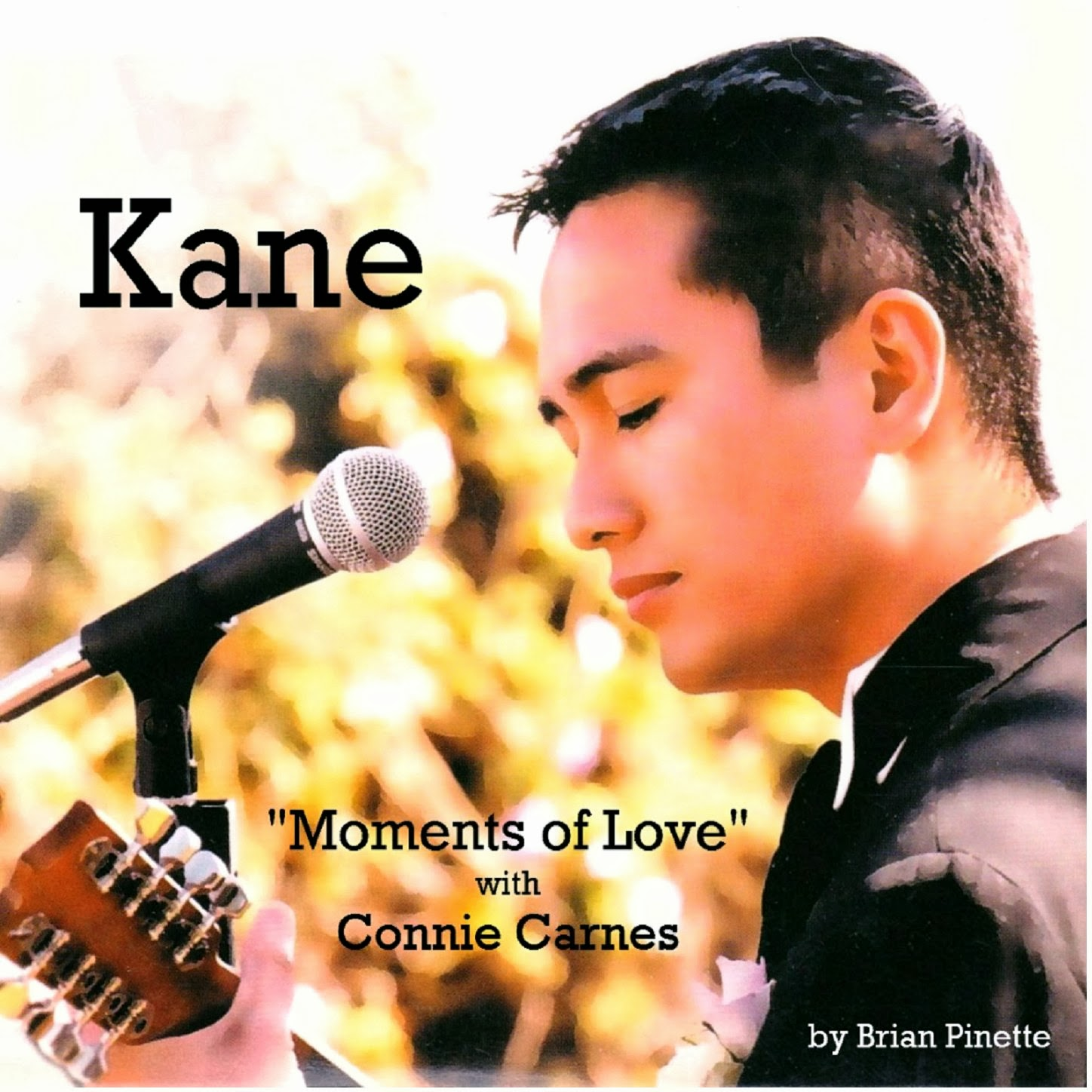 Moments of Love (Live) Kane & Connie Carnes