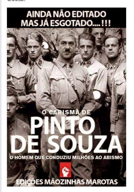 O carisma de Pinto de Souza