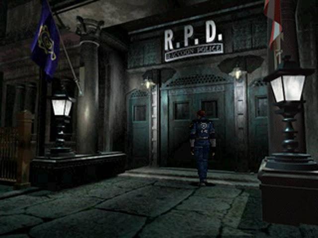 Captura de Resident Evil 2