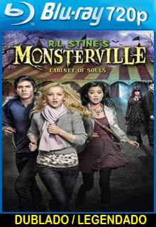 Monsterville O Armário das Almas