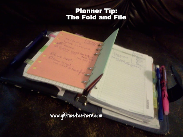 planner, planner tip, projects