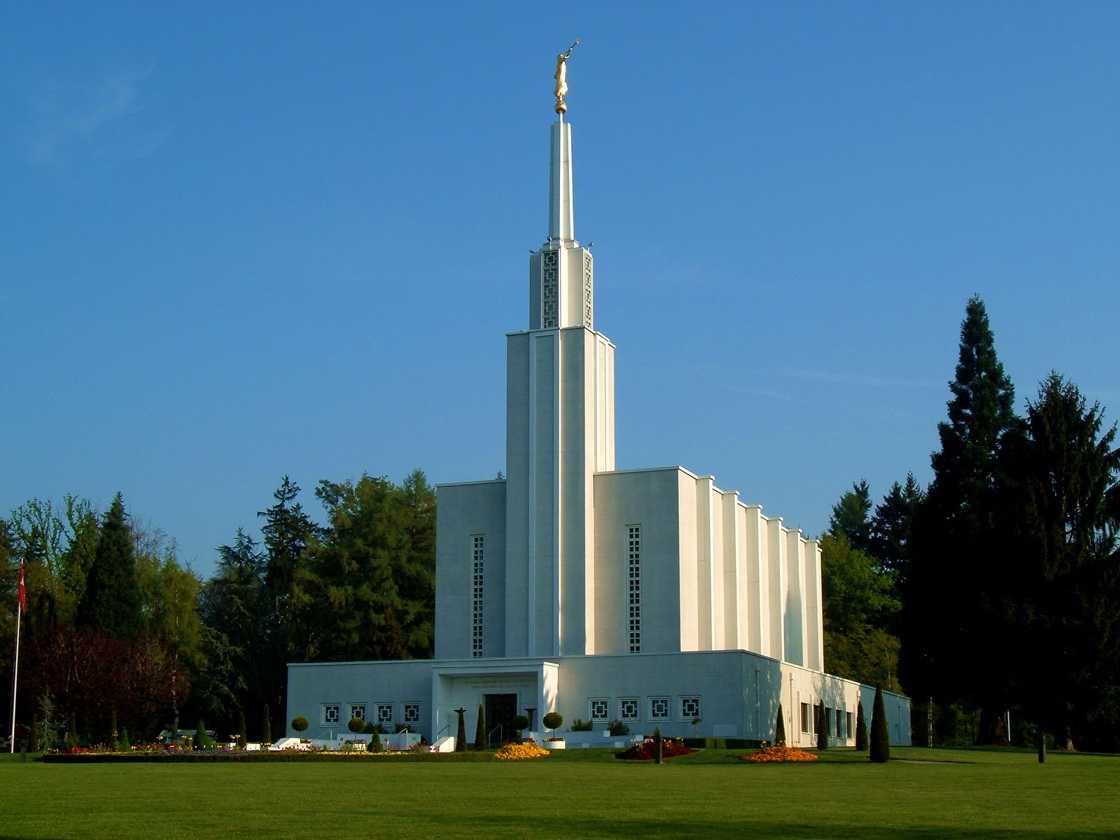 Swiss Temple