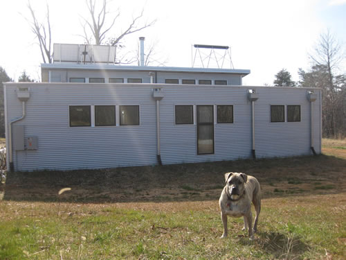 Prefab Home 39 S Passive Solar Adventures Include Farm Feasts