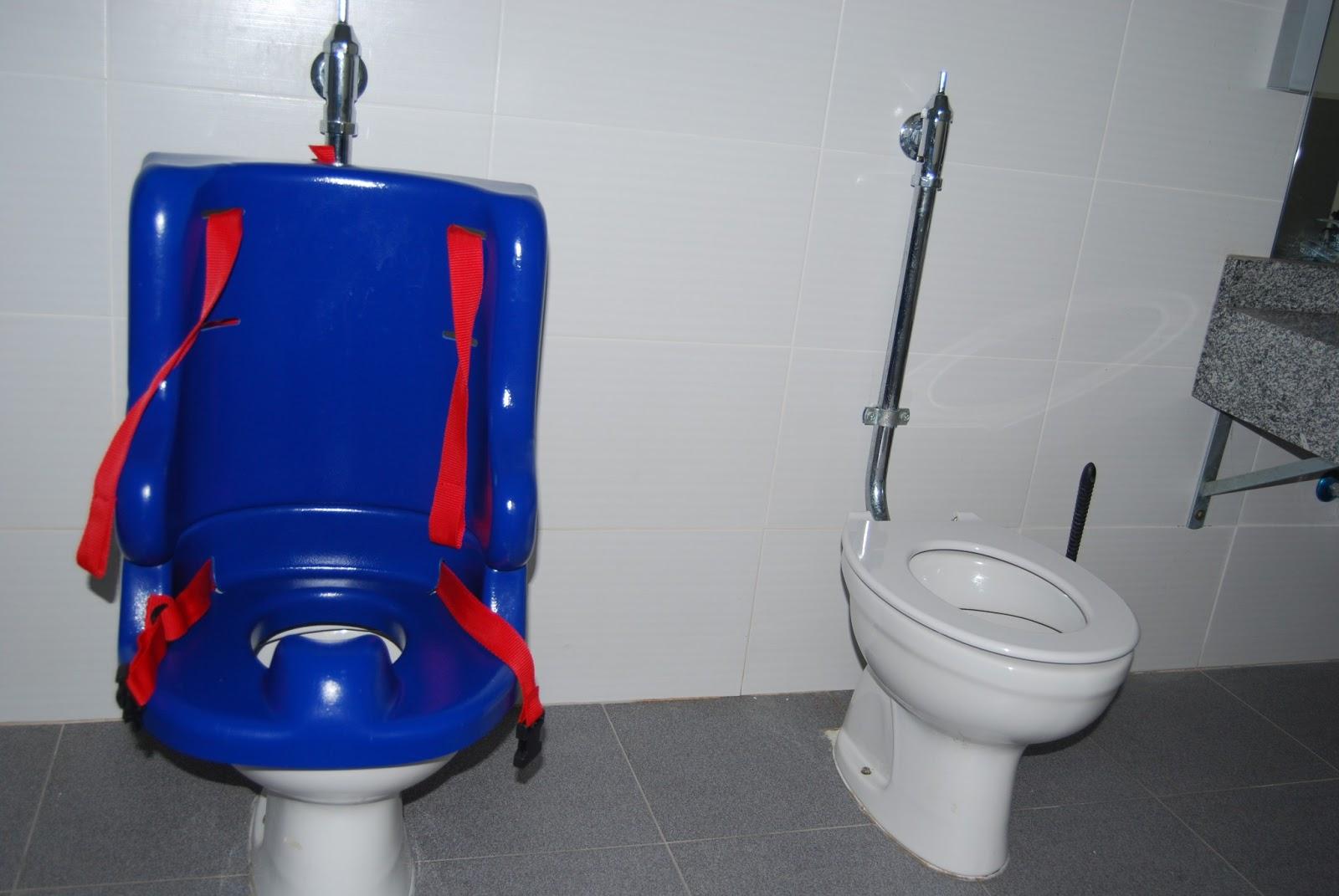 Adaptador Baño Ninos:El baúl de AL: Adaptador para el baño para niños con parálisis