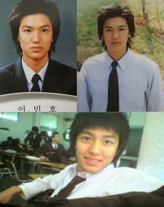 Foto Foto Lee Min Ho Masa Remaja Ganteng Banget