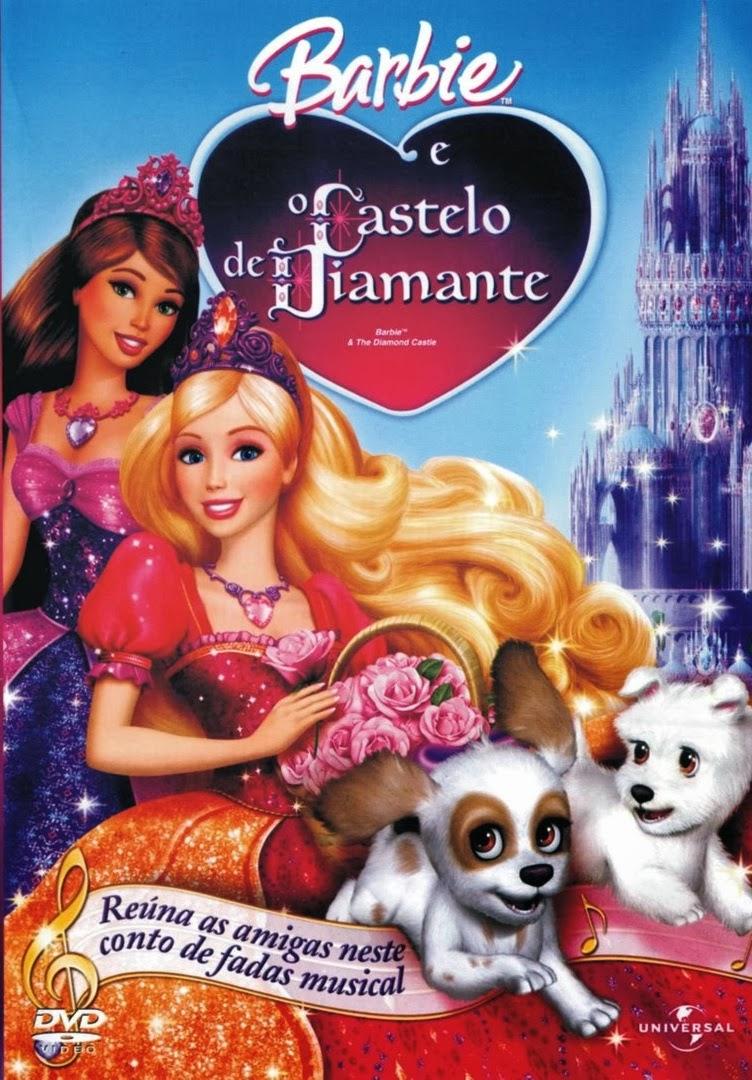 Barbie e o Castelo de Diamante – Dublado (2008)
