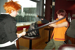 Ichigo vs Meryl