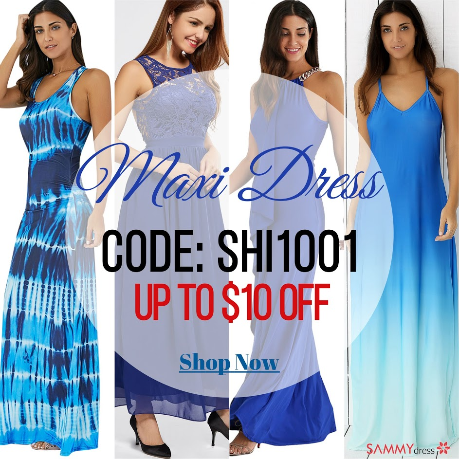 Some Cool MaxiDresses