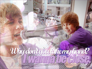 Justin bieber ( I wanna be close)