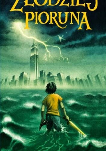 Rick Riordan - Percy Jackson i Bogowie Olimpijscy. Złodziej pioruna.