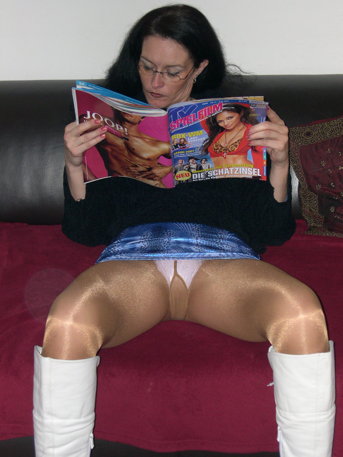 Upskirt And Pantyhose Links From Japanese 36