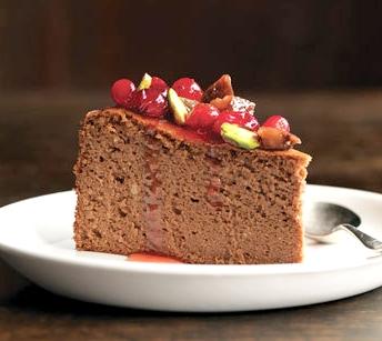 torta castagne senza burro