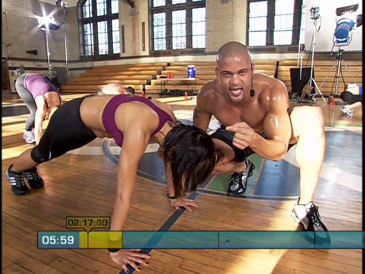 Insanity max cardio recovery video