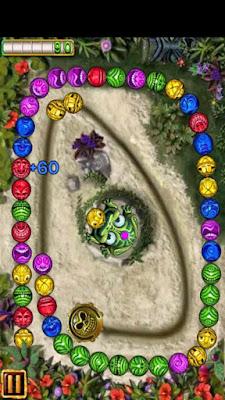 Monster Zuma Apk - Game Populer untuk android