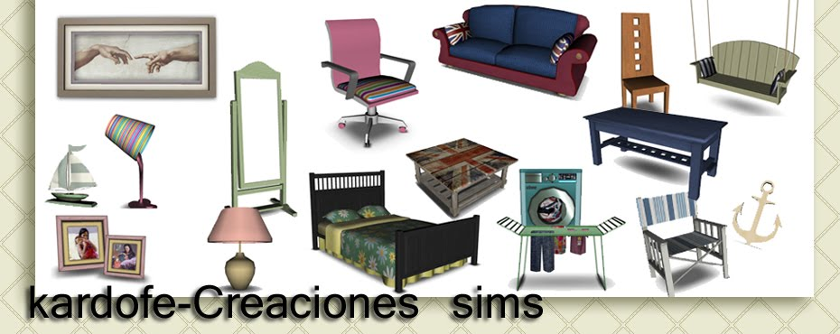 kardofe Creaciones Sims