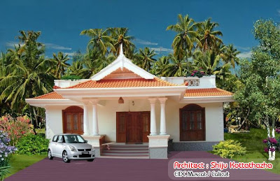 Room Design on Low Budget Kerala Style House Design   Bavas Wood Works