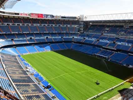 Estadio Bernabeu