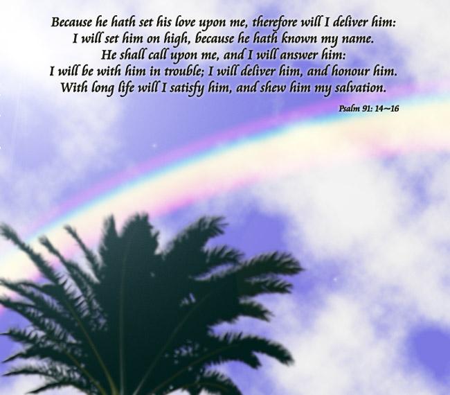 konrad hostetlers: PSALM 91