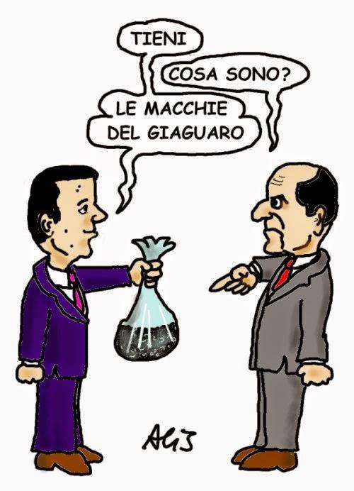 Renzi, Bersani