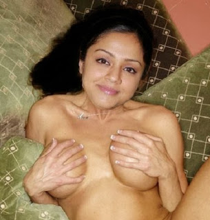 Jothika Sex Photos Hot Boob Press Nude Images
