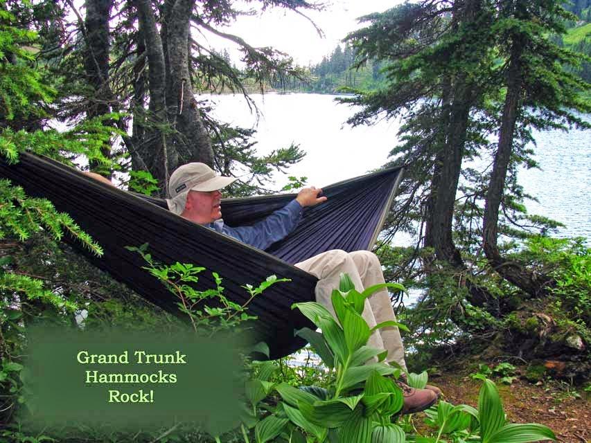 Big Rock Excursions Grand Trunk Hammock Review 08 11 2013