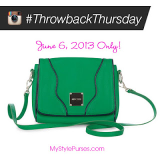 Miche Throwback Thursday 6-6-13: Jude Hip Bag