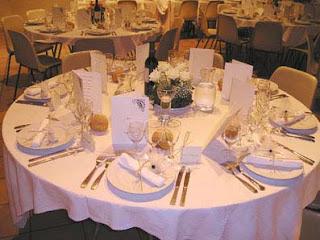 Repas pour mariage