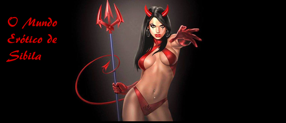 O mundo erótico de Sibila!