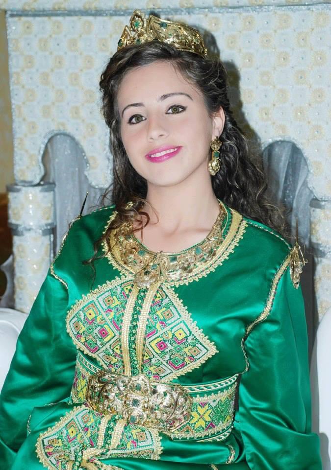 Collection De Caftan Marocain New Caftan Maghrebi 2014