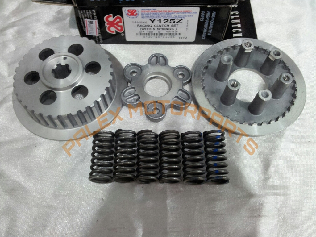 Yamaha 125Z http://motor-part4u.blogspot.com/2012/12/clutch-housing-rumah-clutch-plate-with.html