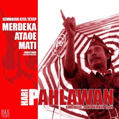 Kumpulan Puisi Hari Pahlawan Nasional Terbaik 2014