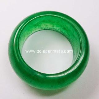 Cincin Batu Giok Jadeit Jade