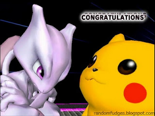 mewtwo melee classic congratulations